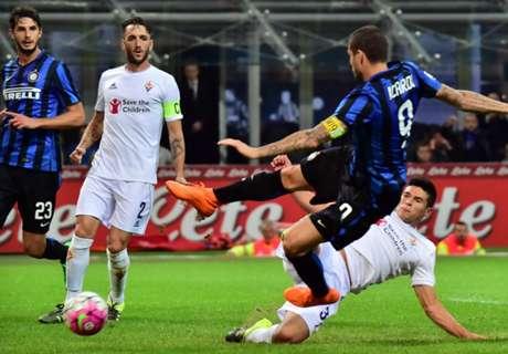Previa Serie A: Fiorentina - Inter