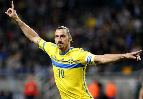 Suède-Montenegro 3-1 (résumé)