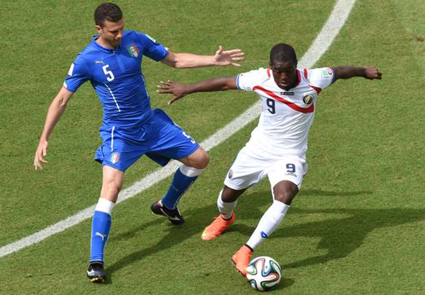 Thiago Motta: Crazy heat beat Italy - not Costa Rica