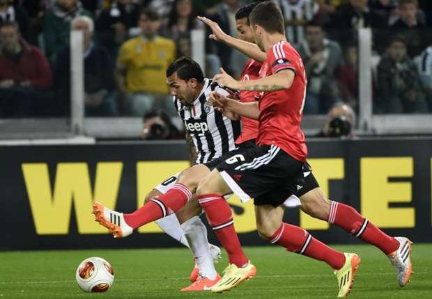 Benfica door na ontspoorde halve finale
