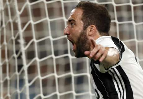 Higuain nets Juve winner on debut