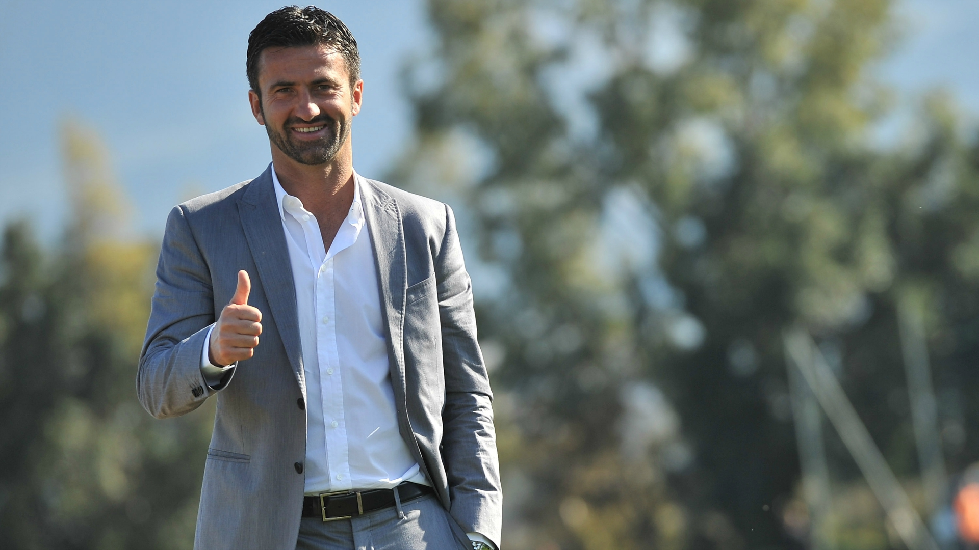 Christian Panucci sélectionneur de l'Albanie