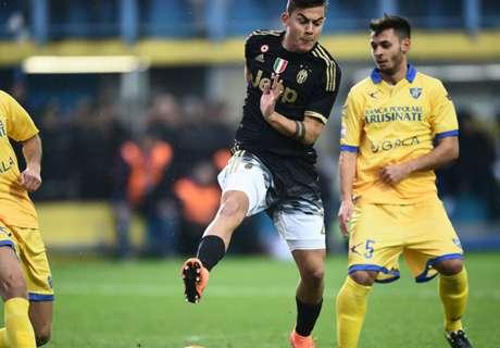 Juve und Napoli im Gleichschritt