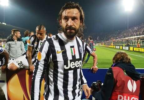 Pirlo steps in to recue Brescia