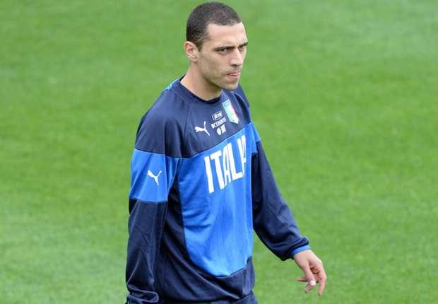 Romulo in maglia Italia