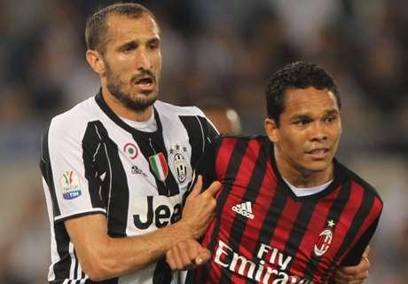 Calendario big: Juve e Milan a razzo