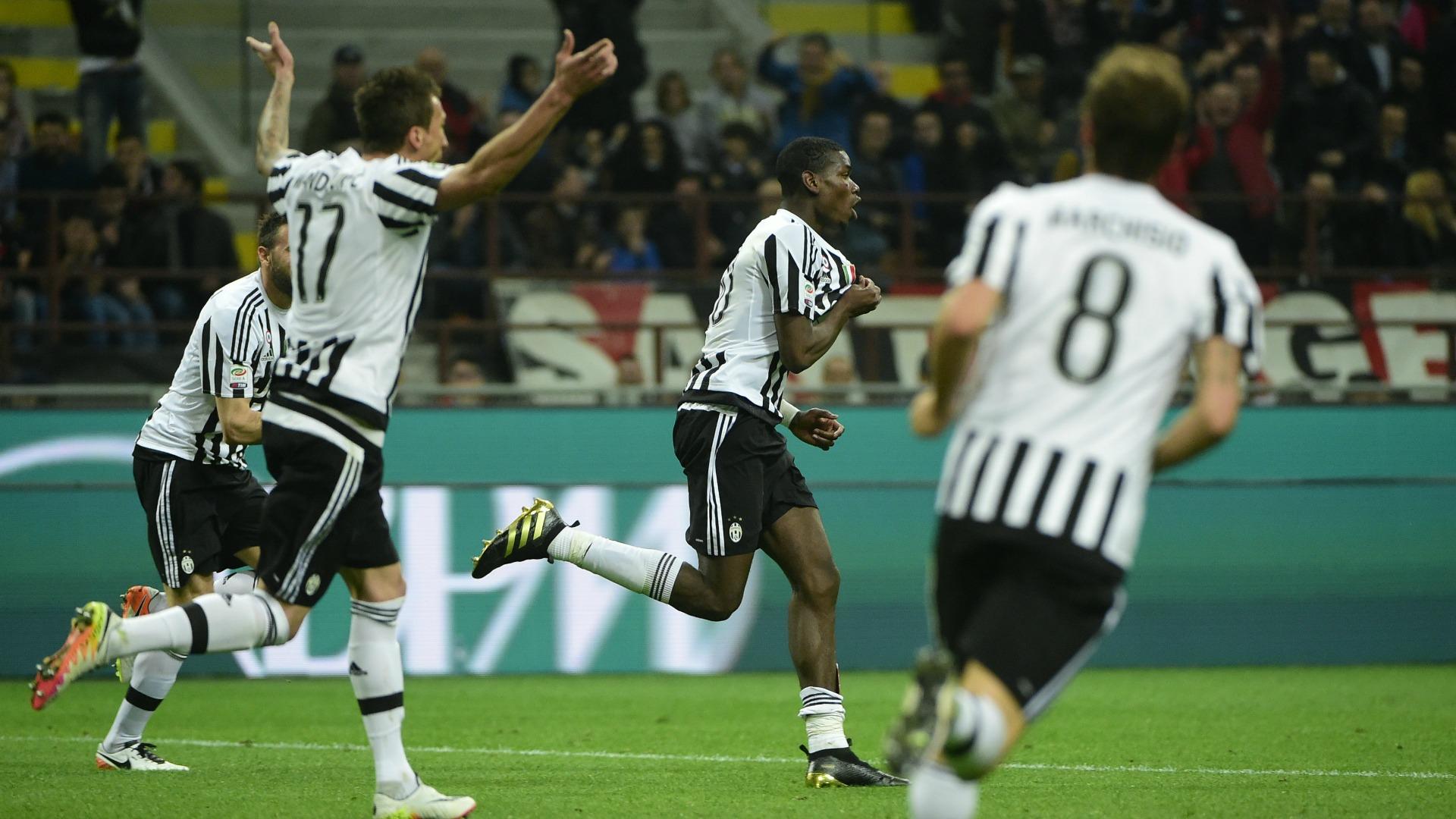 Milan-Juventus, Pogba: