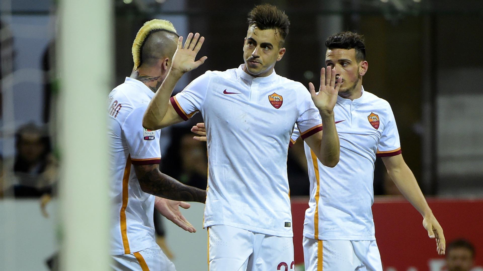 Video: AC Milan vs AS Roma