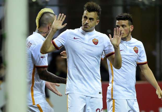 Video: AC Milan vs AS Roma