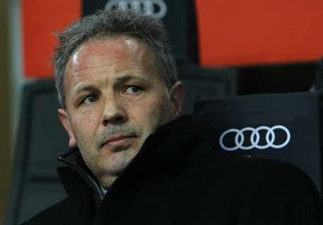 Mihajlovic: Milan's draw impossible