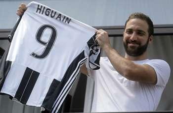Higuain: De Laurentiis pushed me into Juventus move