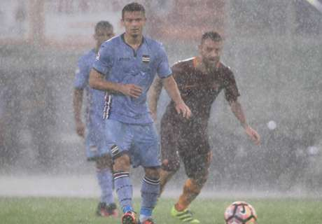 Serie A games hit by extreme weather