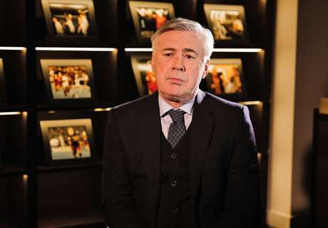 Ancelotti: How I lost my first CL final