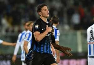 MATTIA CALDARA - Difensore ventiduenne dell'Atalanta nel mirino della Juventus