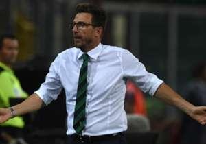 Il tecnico del Sassuolo, Eusebio Di Francesco