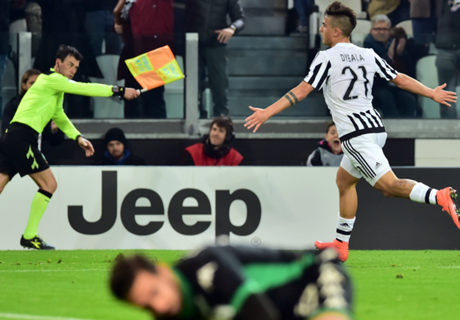 Goal TV: Dybala trifft per Kunstschuss