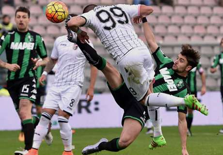 VIDEO - Highlights Sassuolo-Palermo 2-2
