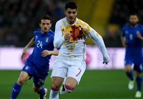 Morientes: Morata should start for Spain