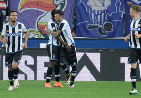 Fiorentina Jauhi Tiga Besar