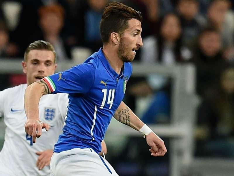 """Sorpresa Pirlo, regala la maglia a Valdifiori: """"Sei un grande!"""""""