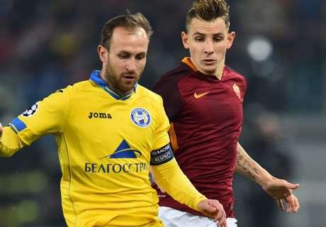 AS Roma-BATE 0-0, résumé de match