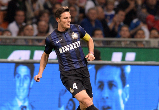 Inter 4-1 Lazio: Palacio at the double as Zanetti's San Siro farewell ends in victory
