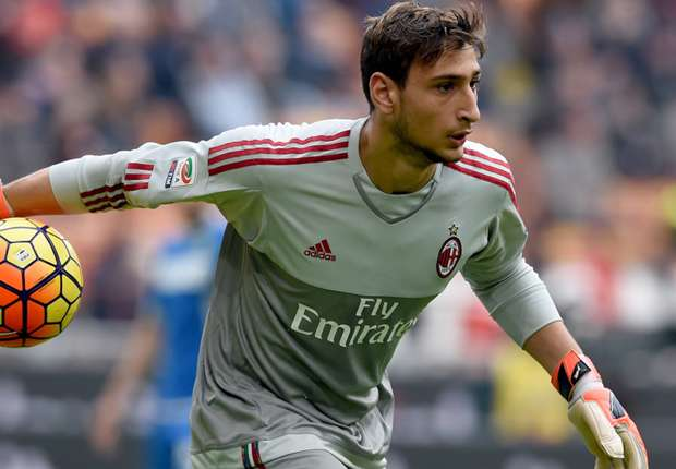 Donnarumma will be Milan's number one for 20 years - Berlusconi