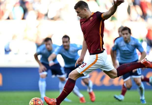 Roma-Lazio (2-0), la Roma survole le derby