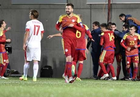 El peor partido del mundo fue para Andorra