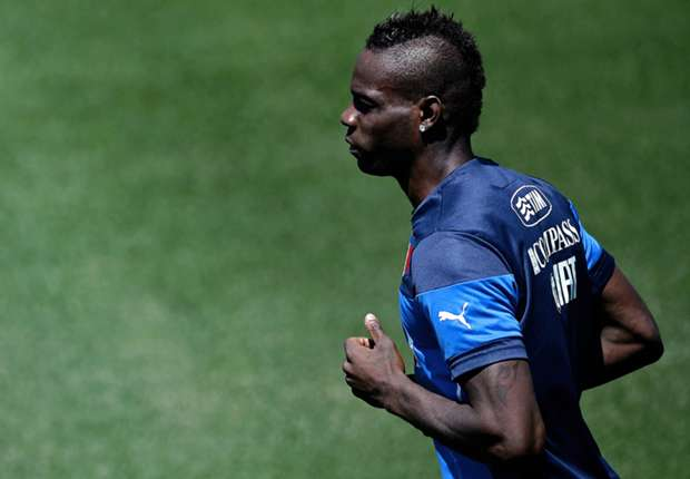 Zum WM-Start fit: Mario Balotelli