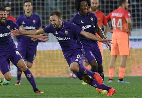 Conte keen on Fiorentina's Badelj