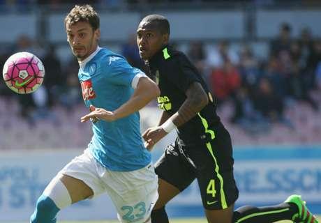 Napoli goleó a Verona