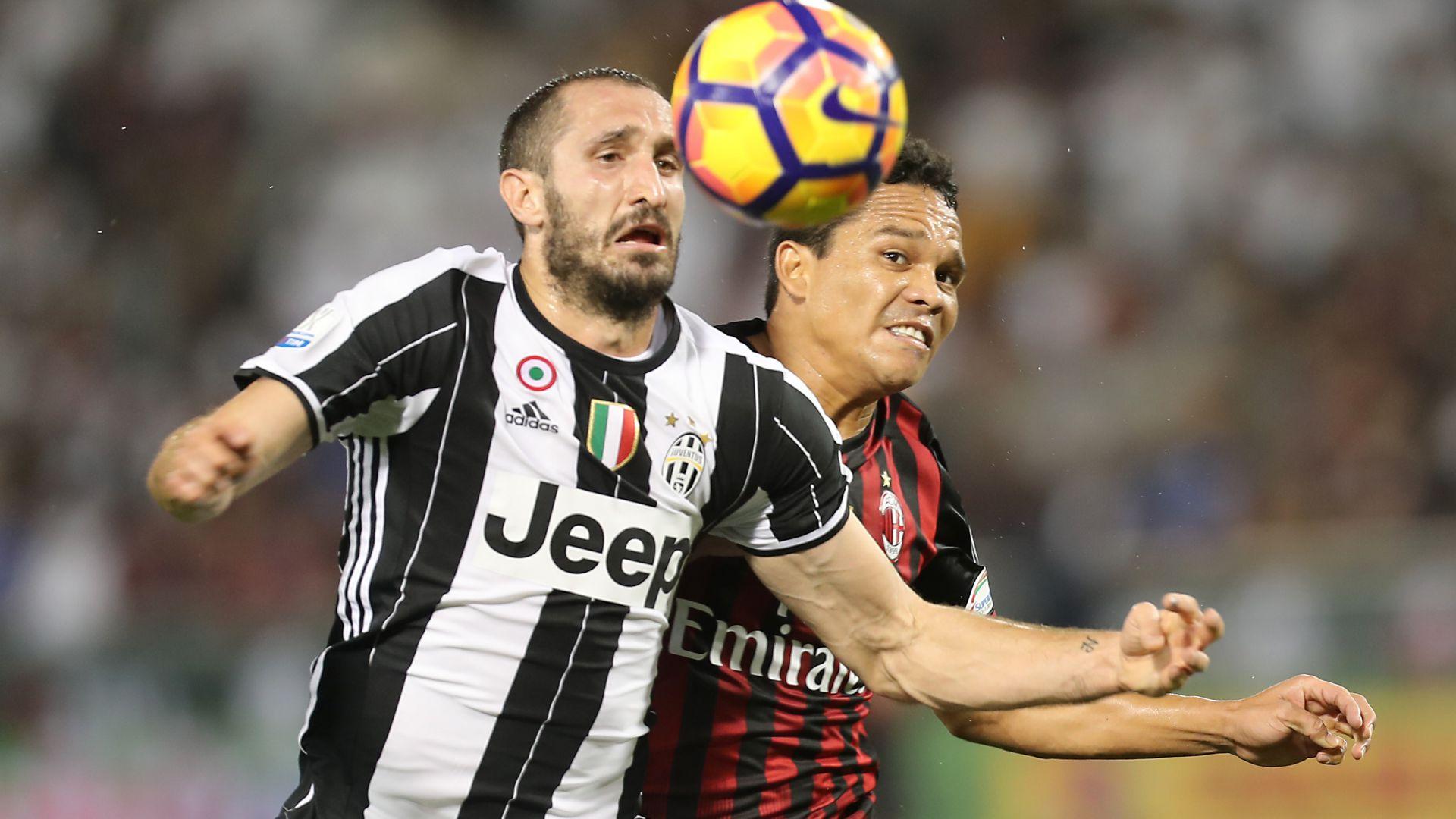 L'AC Milan bat la Juventus aux tirs au but — Supercoupe d'Italie