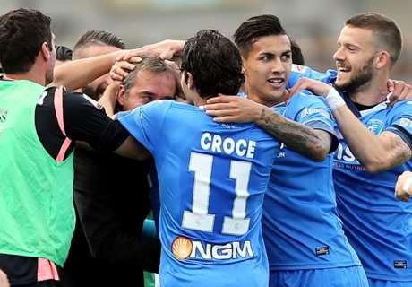 Pugliesi breaks Serie A record