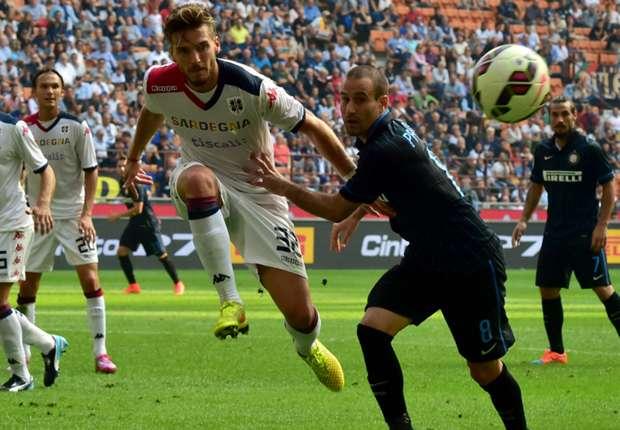 Inter 1-4 Cagliari: Ekdal shines as Nerazzurri crumble