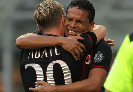 FT: Milan 3-2 Torino