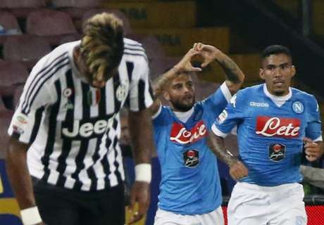 Juventus vs. Napoli im LIVE-STREAM