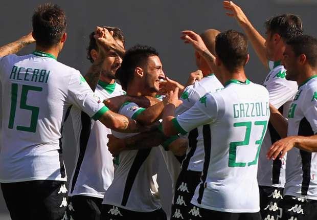 Mischen die Liga auf: Der Überraschungsdritte US Sassuolo
