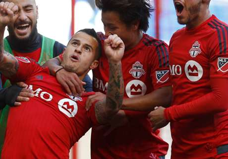 New York-Toronto 0-2: Giovinco romba