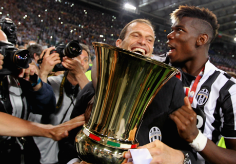 Pogba-United, Allegri: