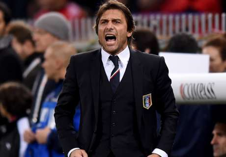 Let me get on with my job - Conte