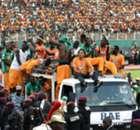 GALERÍA: La fiesta de Costa de Marfil