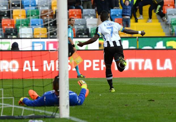 Video: Udinese vs Sampdoria