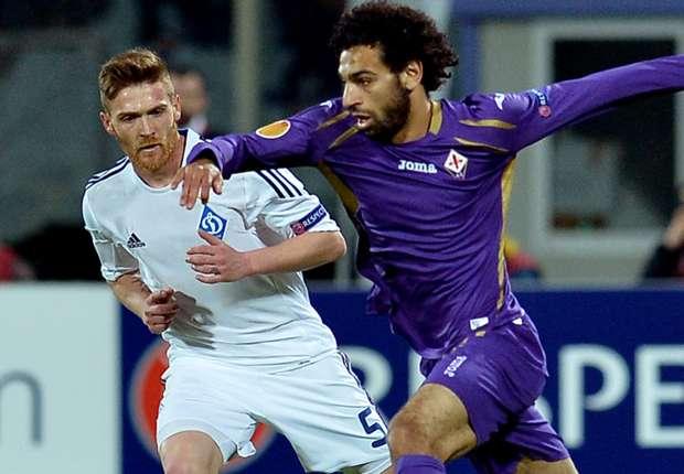 Fiorentina-Dynamo Kiev 2-0, la Viola n