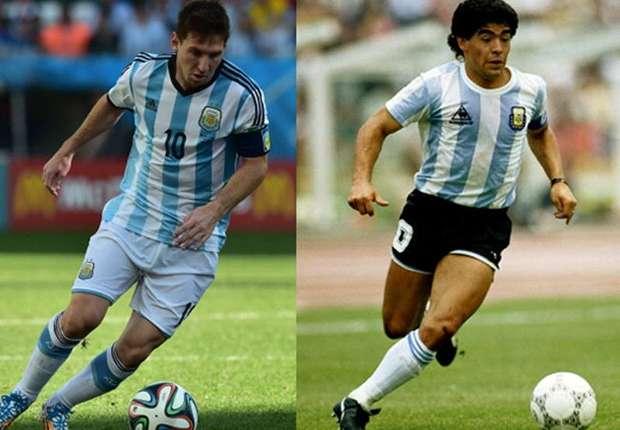 Maradona tacle l