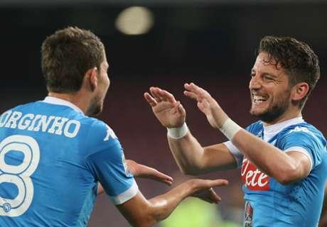 Serie A: Napoli 6 x 0 Bologna