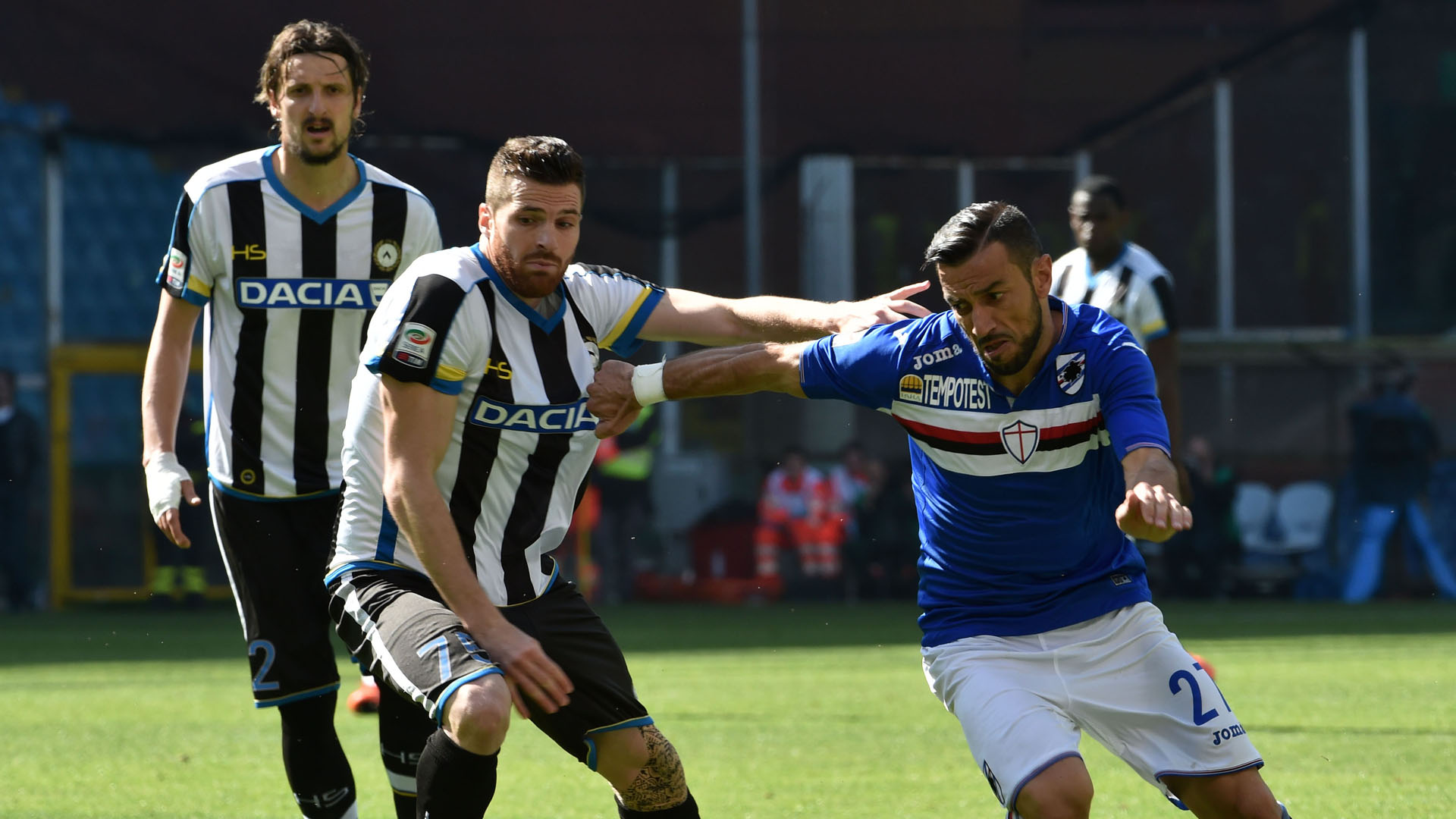 Video: Sampdoria vs Udinese
