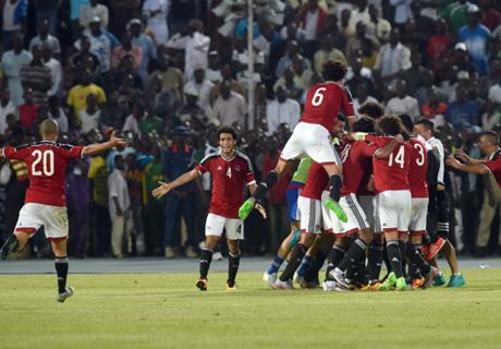 Afcon Stat Pack: Mali v Egypt