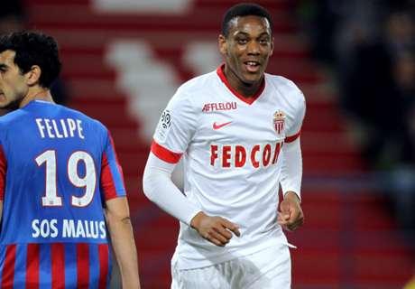 Match Report: Caen 0-3 Monaco