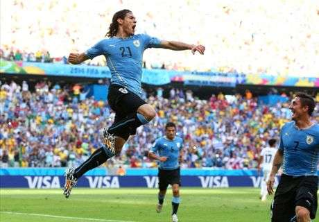 Betting Special: Who can step up and fill the Suarez void for Uruguay?